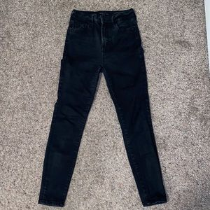 Kendall + Kylie Kontour High-rise skinny jeans